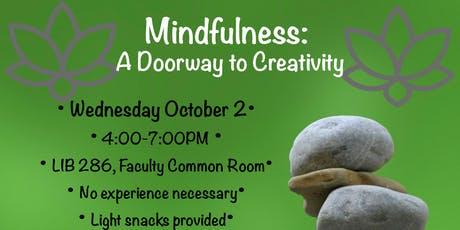 Meditation: A Doorway to Creativity and Innovation tickets