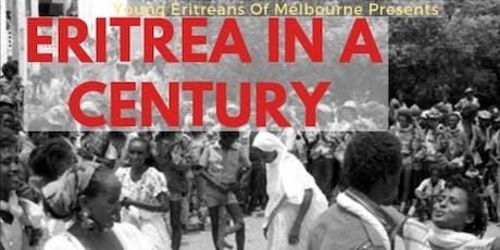 Eritrea In A Century tickets