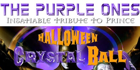 The Purple Ones' 2nd Annual Halloween Crystal Ball - JOKER Edition tickets