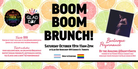 The Society of Beer Drinking Ladies Presents: THE BOOM BOOM BRUNCH SERIES tickets