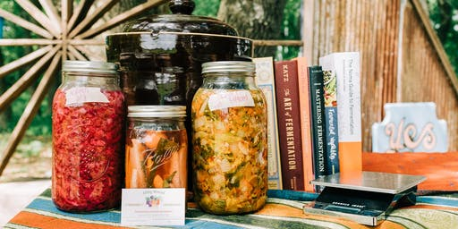 Fermented Vegetables with Abby Wetzel