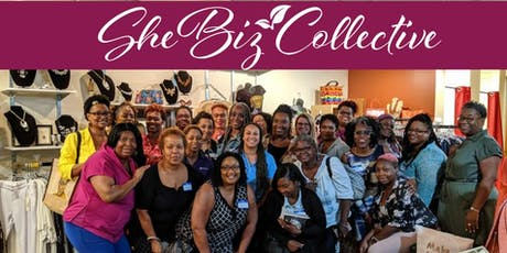 SheBiz Collective Monthly Networking Event tickets