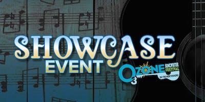 Ozone Songwriters Festival Showcase Event