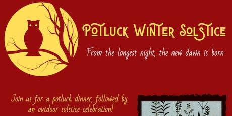 Potluck Winter Solstice tickets