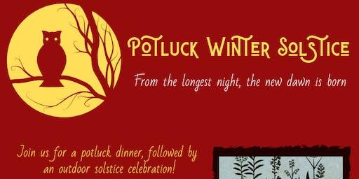 Potluck Winter Solstice
