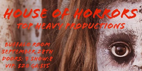 House of Horrors tickets