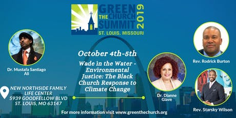 Green The Church Summit 2019  tickets