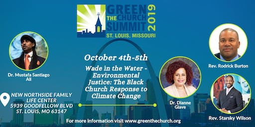 Green The Church Summit 2019