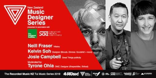 Tui Music Series: Music Designers