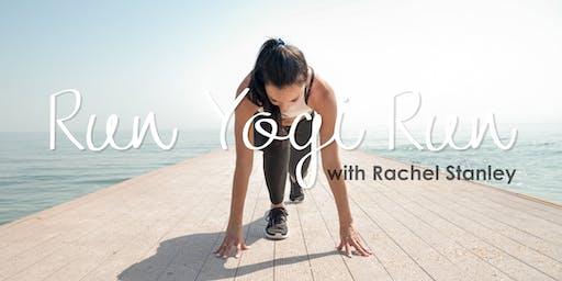 Run Yogi Run with Rachel Stanley