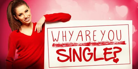 Women in San Jose: Why are you single? Let's discuss intercultural dating. tickets