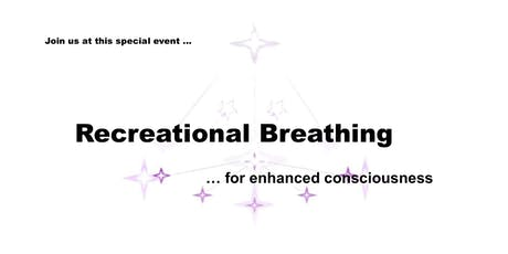 Recreational Breathing Seminar tickets