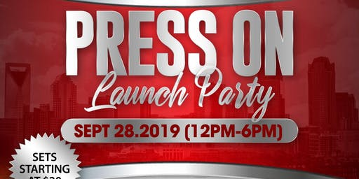 Luxury Press On Launch Party