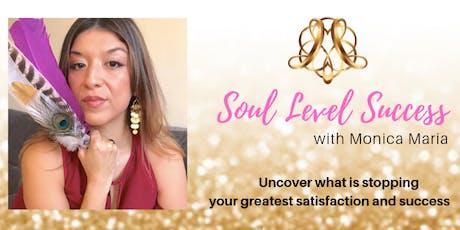 Soul Level Success Breathing Workshop tickets