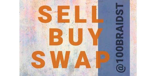 The 100 Braid St Art Supply Purge - Buy / Sell / Swap