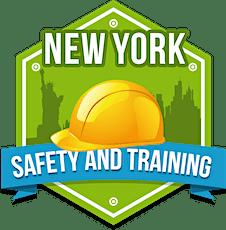 Bronx OSHA 10 Construction - Certain Weekend - $129 (718) 734-8400 tickets