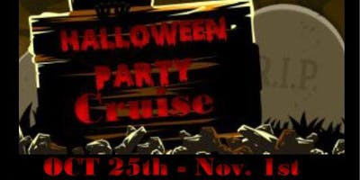 1st Annual Halloween Party Cruise 2020