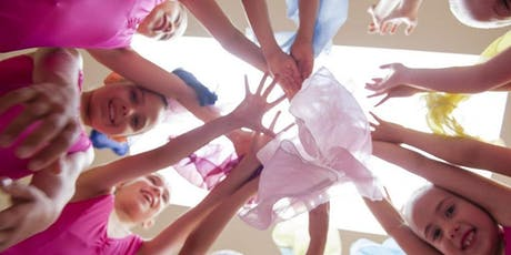 Culture Days: Goh Ballet Children's Drop-In Ballet Class tickets