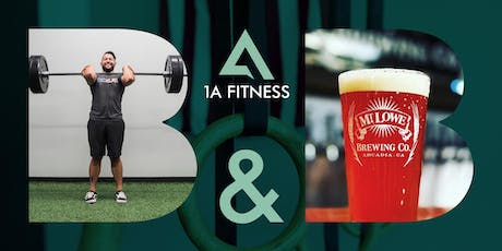 1A Fitness - Barbells and Brews tickets