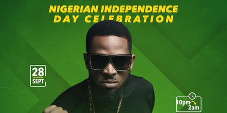 NIGERIAN INDEPENDENCE CELEBRATION with D'BANJ (AFROBEAT KING)!  tickets