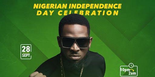 NIGERIAN INDEPENDENCE CELEBRATION with D'BANJ (AFROBEAT KING)!