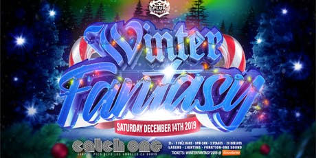 Winter Fantasy 2019 tickets