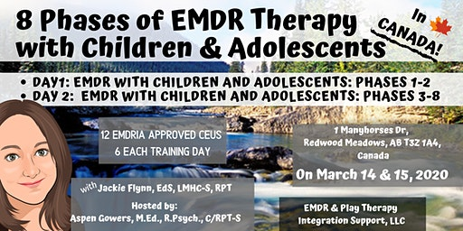 8 Phases of EMDR Therapy with Children and Adolescents in Canada