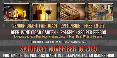 Five Points Fire Company Beer, Wine & Crafts show