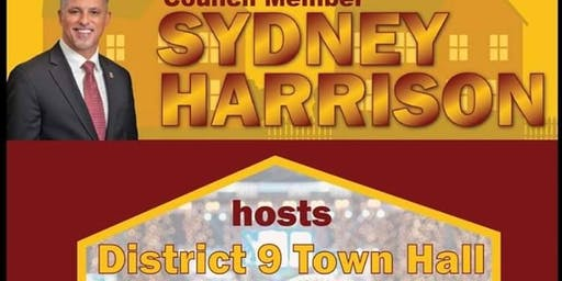 District 9 Town Hall Meeting