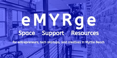 eMYRge - Entrepreneur, Tech, and Creative Social tickets
