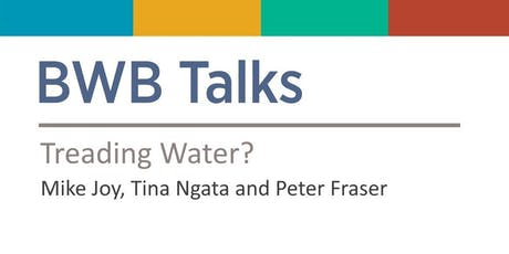 BWB Talks: Treading Water? tickets