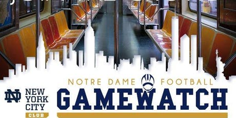 Notre Dame Game Watch @ Ainsworth East Village tickets