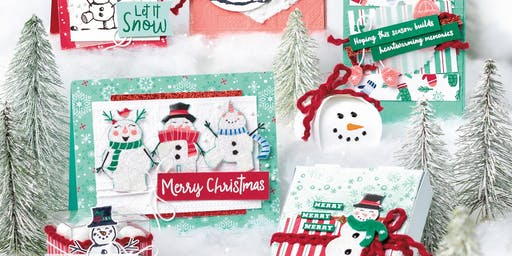Holiday MEGA Stamp Camp