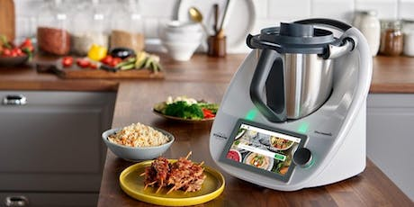 BE MY GUEST - THERMOMIX® COOKING CLASS, CHICAGO IL tickets