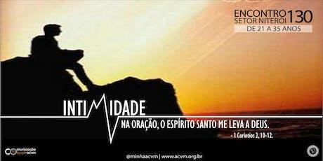 Encontro  130 - Setor Niterói ingressos