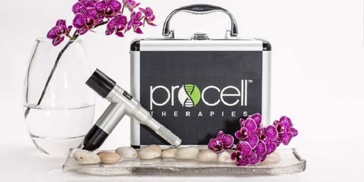 Evening with Procell featuring Microchanneling