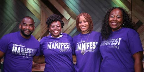 Manifest Conference tickets