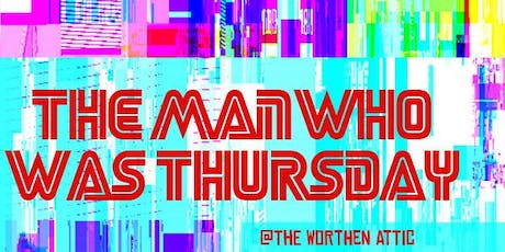 The Man Who Was Thursday tickets