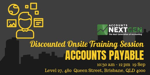 Accounts Payable Discounted Trial Session (Thursday  10:30AM - 12PM)