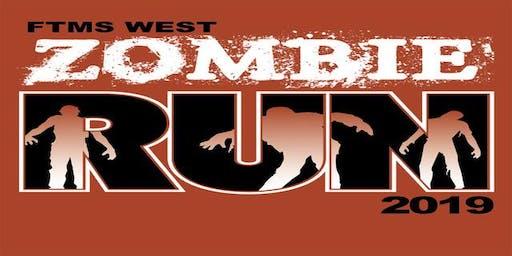 FTMS West Zombie Run 2019