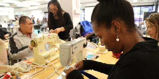 Sewing Machine Induction