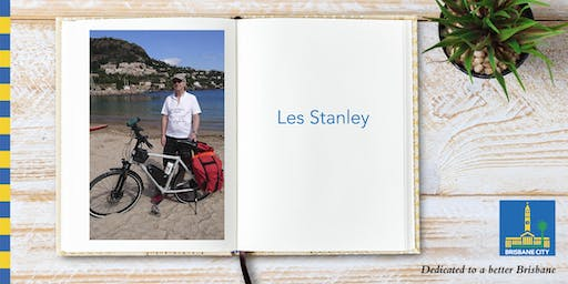 Meet Les Stanley - Holland Park Library