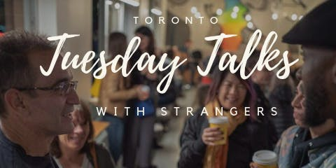 Tuesday Talks with Strangers - Perspectives on Mental Health - #8