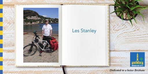 Meet Les Stanley - Corinda Library