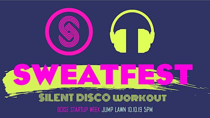 SWEATFEST Silent Disco Workout image