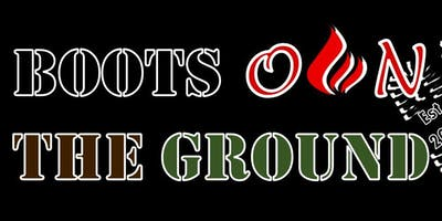 Boots Own The Ground - 5th Year Anniversary