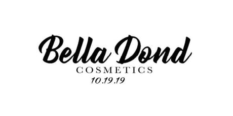Bella Dond Cosmetics Launch tickets