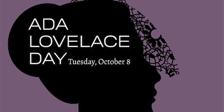 Ada Lovelace Day: A Celebration of Women Innovators tickets