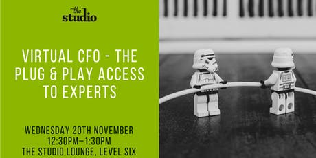 Speaker Series @ The Studio: Virtual CFO -The plug & play access to finance tickets