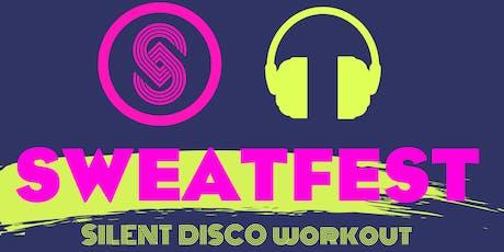 SWEATFEST Silent Disco Workout tickets